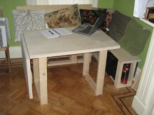Benchs & Dining Table
