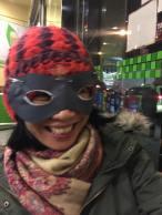 Robin Paper Mask
