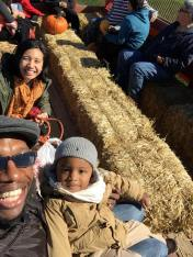 Hay Ride to Pumpkin Patch