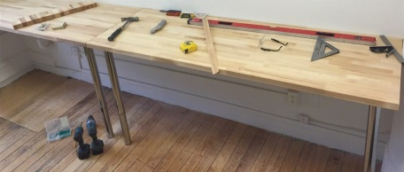 IKEA Modified Table
