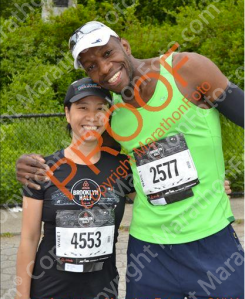 2015 Brooklyn Half Pic 1